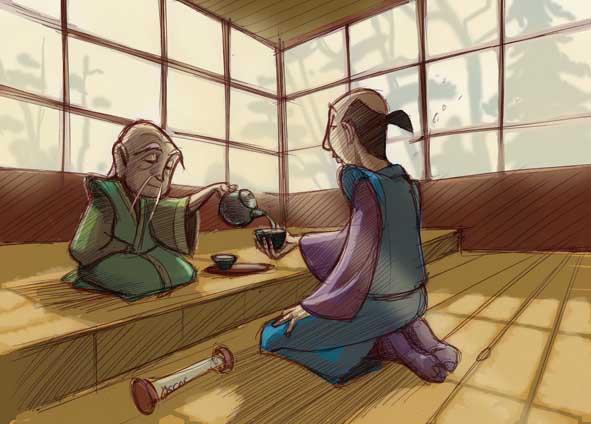 El sabio y la taza de té | Melquiruano's Blog